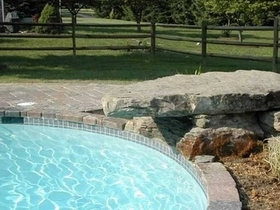 Gunite Vinyl Swimming Pools Artistic Pools Amp Spas Llc